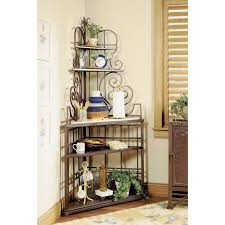 Corner Bakers Rack With Storage 18 Best Cabinets Images On Pinterest Accent Chest Bar Cabinets