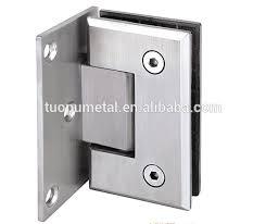 Hinged Glass Shower Door China Factory 90 Degree Glass Shower Door Pivot Hinge Glass Door