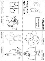 the letter b worksheets for preschool worksheets