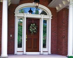 Exterior Door With Side Lights Exterior Doors With Sidelights Peytonmeyer Net