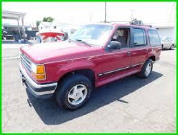 1994 ford explorer xlt c 1994 ford explorer xlt 4l v6 12v suv no reserve for sale in
