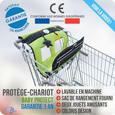 siege caddie bébé monsieur bébé protège chariot jouets caddie siège chaise