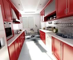 narrow galley kitchen remodel home design ideas
