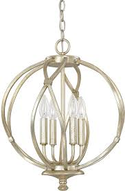 gold pendant light fixtures capital lighting 4723wg bailey winter gold pendant l cpt 4723wg