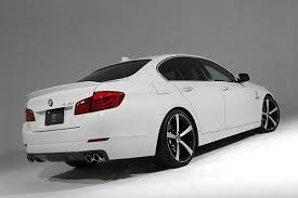 bmw white car white car of bmw 5 series f10 2010 by 3d design gayow com