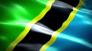 Flag Of Tanzania علم تانزانيا Tanzania Flag Youtube