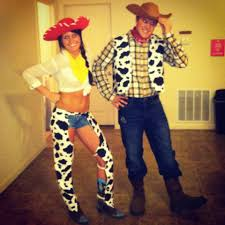 pregnancy halloween costume ideas for couples jessie and woody for halloween for the holidays pinterest