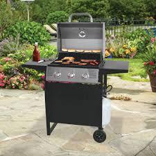 Backyard Grills Walmart - backyard grill stainless steel 3 burner gas grill walmart com