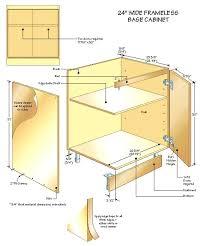Kitchen Cabinet Depth Standard Kitchen Base Cabinet Sizes Chart Standard Kitchen Sink