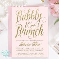 bridal shower brunch invitations bridal shower brunch invitation wording streams