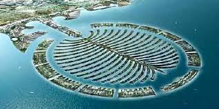 dubai palm island uae villas e architect