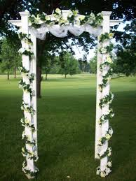 wedding arch rental jacksonville fl light greens floral fabric arbor weddings arch