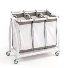 Laundry Room Cart - saganizer laundry hamper with wheels rolling laundry cart heavy