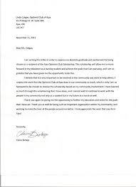 Application Letter Examples For Scholarship   Resume Maker  Create
