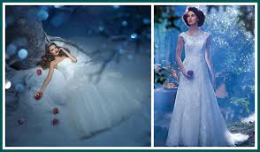 some dresses are worth melting for disney princess wedding
