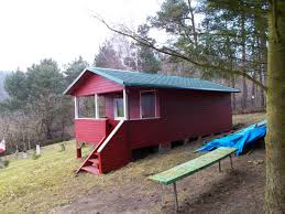 Tiny Houses On Foundations Wooden Hut On Concrete Block Foundations Youtube