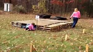 Backyard Obstacle Course Ideas American Warrior Backyard Obstacle Course