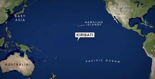 planning to sink what happens if kiribati drowns pbs newshour