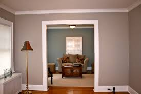 minimalist basement paint colors for cozy underneath spaces