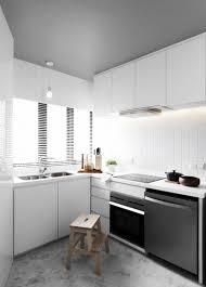kitchen design black white viskas apie interjerą