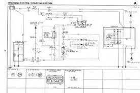 mazda 323 alternator wiring diagram mazda wiring diagrams