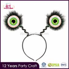halloween party names new 2017 party accessory feather hair band names for animatronics