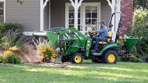1 family sub compact utility tractors john deere us