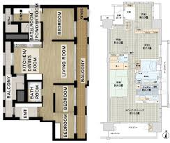 Typical Floor Plans Of Apartments Seoul And The Apartment Complex Ii Form Follows Function