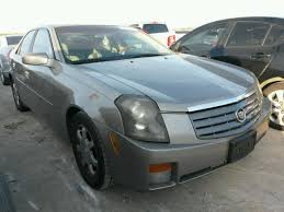 cadillac cts 2003 for sale 2003 cadillac cts vin 1g6dm57n830121354 for sale and auction in
