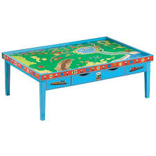 thomas train table amazon thomas stars all aboard train table with playboard toy s baby and