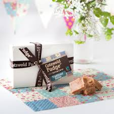 fudge gift boxes cotswold fudge cotraditional butter fudge gift box