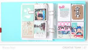 6x8 photo album studio calico handbook