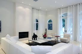 living room bright contemporary white living room design ideas