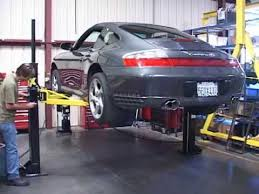 Low Ceiling 2 Post Lift by The Ultimate Garage Lift Youtube