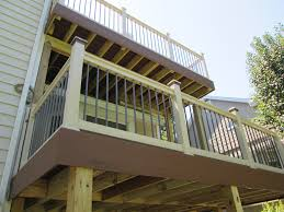 second story deck plans pictures baby nursery two story deck plans decks com deck idea pictures