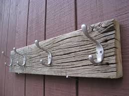 exciting tiny rustic coat hooks wall mounted presenting weathered