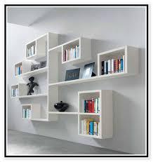 bookshelf decorations wall shelves design colored curtains cream tv living room designs