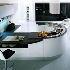cuisine avec ilot central arrondi cuisine avec ilot central arrondi ilots centraux edi
