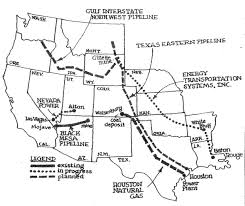 Mesa College Map Coal Slurry An Idea That Came And Went Wyohistory Org