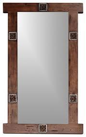 tacoma mirror southwestern bathroom mirrors by james southwestern