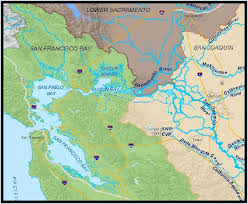 san francisco delta map epa launches investigation into toxins and stressors impacting
