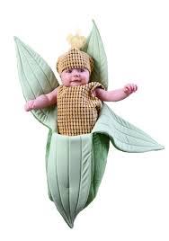 Baby Bunting Halloween Costumes Newborn Ear Corn Bunting