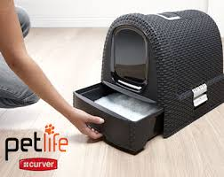 small cat litter box furniture because your cats deserves the