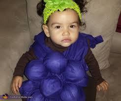 Halloween Grape Costume Grapes Baby Halloween Costume