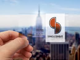 singledigit studio u2013 sd business card