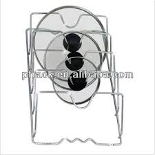 Cabinet Door Pot Lid Organizer Pot Lid Holder Pot Lid Holder Suppliers And Manufacturers At