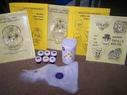 where to buy sugar skull molds sugar skull party kit make sugar skulls at home sueños