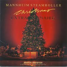 christmas cd christmas extraordinaire by mannheim steamroller on apple