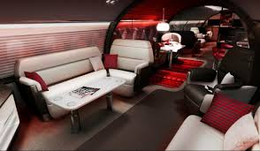 abj fusion corporate jet interiors jet interior pinterest