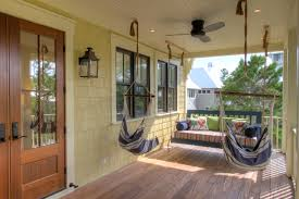 glamorous hammock chair swing in patio southwestern with hanging